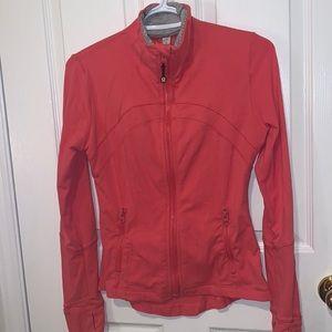 Lululemon Define Jacket (pink) pull over size 4